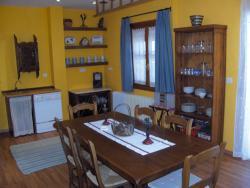 Casa Rural Las Olivitas Puebla de Almoradiel Toledo Comedor.jpg
