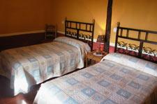 Casa Rural La Jacoba Cuenca Olmedilla de Campo Habitacion Twin