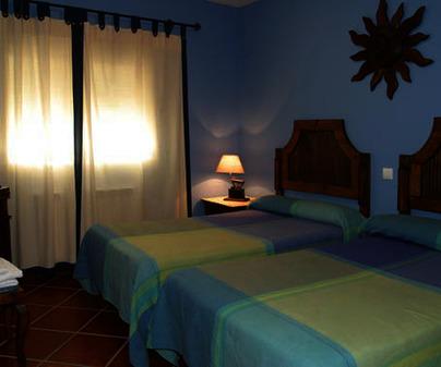 Apartamentos turísticos la Bodega del Abuelo. Habitación doble