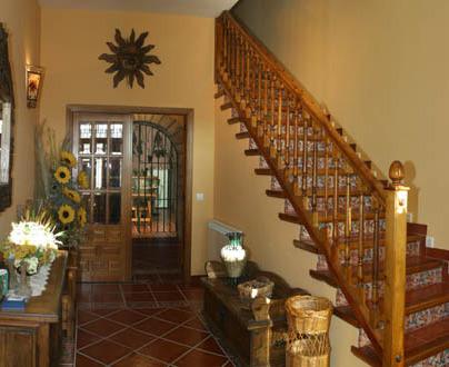 Apartamentos Turísticos La Bodega del Abuelo. Entrada.