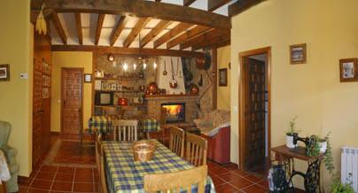 Apartamentos Turísticos La Bodega del Abuelo. Salón común