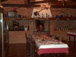 Casa Rural Casa de los acacio San Clemente Cuenca Restaurante