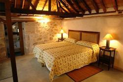 Casa Rural El Patio del Maestro Totanes Toledo Habitacion