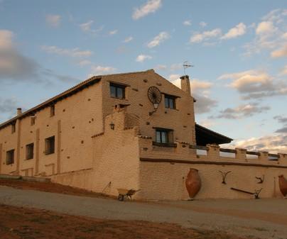 Fachada. Alojamiento rural Rural Villa. Villar de Olalla (Cuenca)