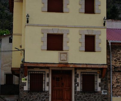 Casa Rural Las Torres, el Recuenco (Guadalajara)