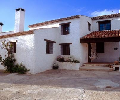 Casa Rural Tio Frasquito, en Yeste (Albacete)