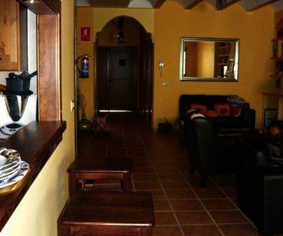 Entrada Casa Rural - La Marquesa del Candalar