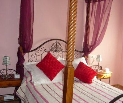 Habitacion Rosa de la Casa Rural - La Marquesa del Candalar