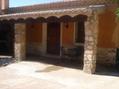 Fachada de la Casa Rural - La Casita
