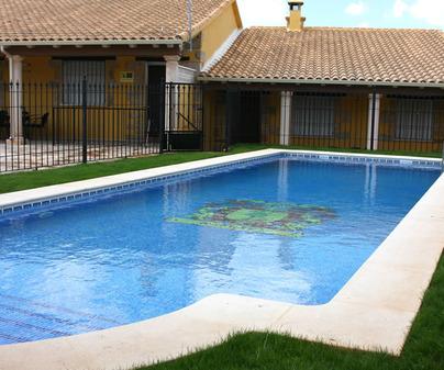 Casas Rurales Ramírez, en Ossa de Montiel (Albacete)