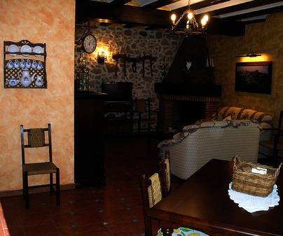 Salón El Rincón de los Montes en San Pablo de los Montes (Toledo)