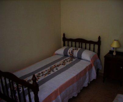 Habitación de la Casa Rural Pilar Alcázar del Rey (Cuenca)