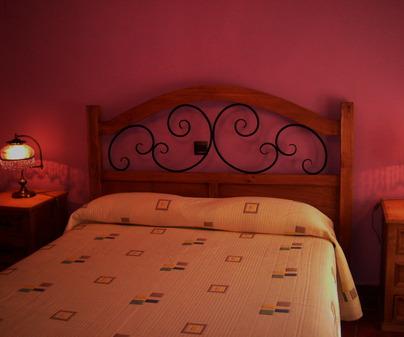 Habitación Casa Rural Las Huertas de Buendia en Buendia (Cuenca)