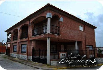 Casas Rurales La Malena en Cazalegas (Toledo)