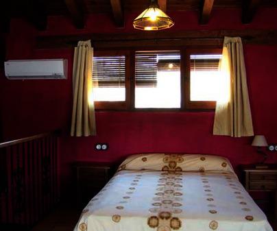 Habitación de Casa Rural Tornero en Alcalá del Júcar (Albacete)