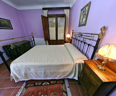 Habitación de Casa Rural Alhambra en Huete (Cuenca)