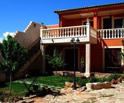 Interior de Casa Rural Casa Navalón en El Peral (Cuenca)