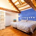 Habitación doble de Casa Rural La Tía Lola en Puerto Lápice (Ciudad Real)