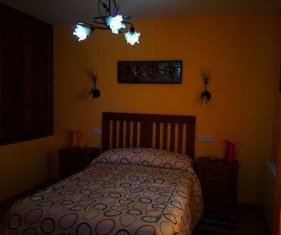 Habitación de Casa Rural Alonso Quijano el Bueno en Castellar de Santiago (Ciudad Real)