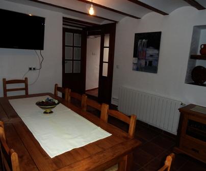 Casa rural Casa Grande, en San Pedro