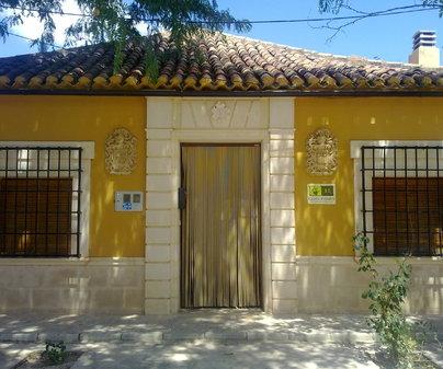 Casa Rural Los Ferroviarios en Chinchilla, Albacete