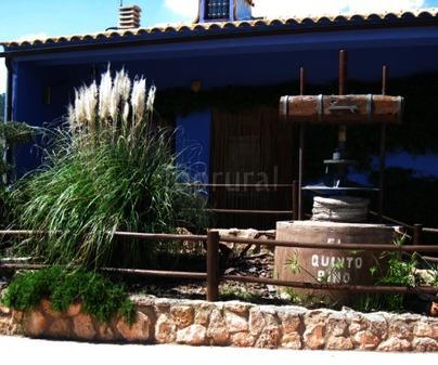 Casa rural El Quinto Pino, en Riópar