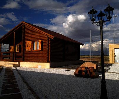 Casa Rural Villa Pereza, en Casas de Roldán. Cuenca