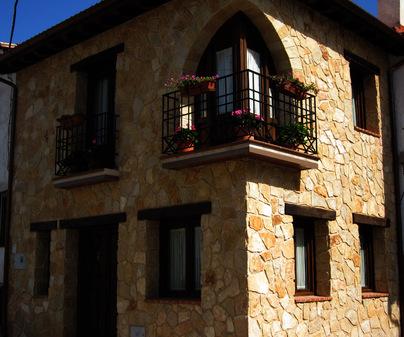 Casa rural Las Albertas, en Arbancón. Guadalajara