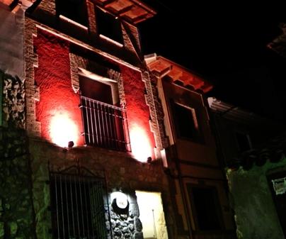 Casa Rural El Balcón de Tajuña en Valfermoso del Tajuña. (Provincia de Guadalajara)