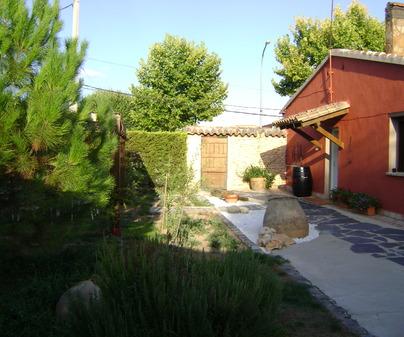 Casa rural La Posada del Vicario, en Las Casas.