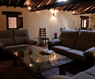 Casa rural La Casona del señor, en Caleruela