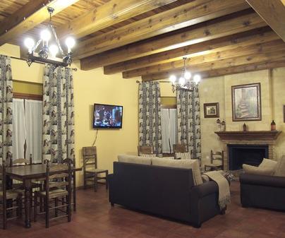 Casa rural El Tesorillo, en Casas de Fernando Alonso