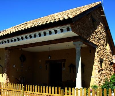 Casa rural La Era, en Aldeanueva de Barbarroya
