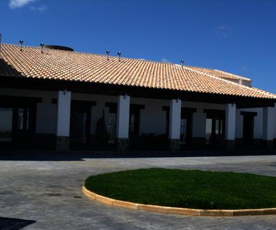 Casa rural Terra, en El Robledo