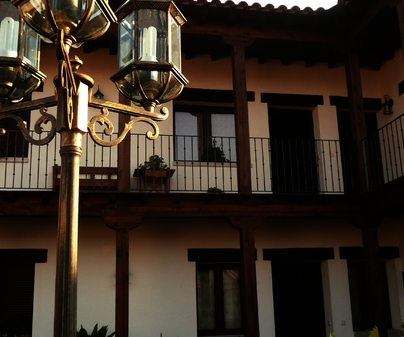 Casa rural La Corrala, en Mazarambroz