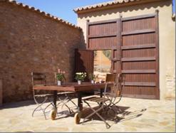 Casas rurales La Huerta del Bao, en Alhambra.