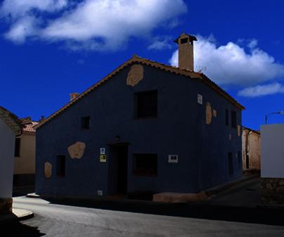 Casa rural El Pajar de La Abuela, en Arcas