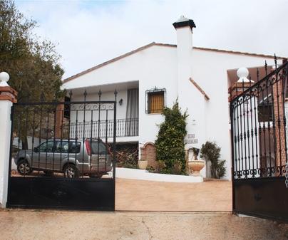 Casa rural Los Rosales, en Los Yébenes