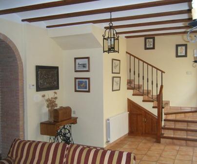 Casa rural Don Gonzalo, en Hoya-Gonzalo