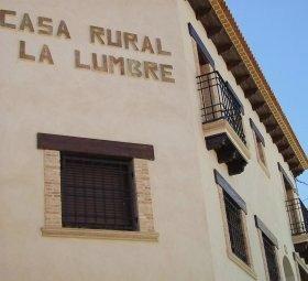 Casa Rural La Lumbre. En Enguídanos