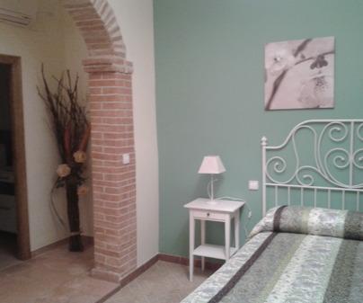 Casa rural Los Arcos, en Los Navalucillos