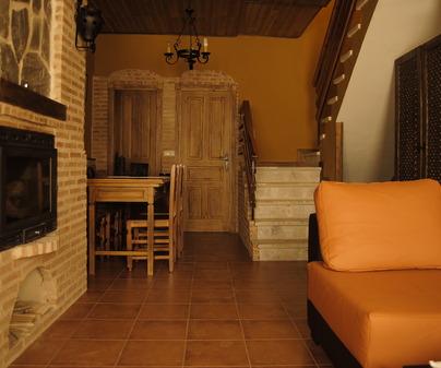 Casa rural El Sueño de Dulcinea, en Belmonte
