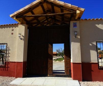 Casa rural La Vega del Zurrón. Bienvenidos