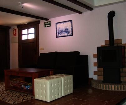 Recibidor. Alojamiento Rural La Torre (Alcaraz)