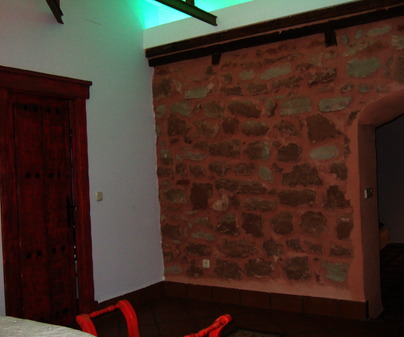 Apartamento Rojo 2. Alojamiento Rural La Torre (Alcaraz)