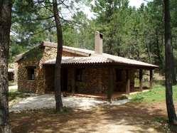 Casa Rural Ajorraero de las Maderas, en Villaverde de Guadalimar (Albacete)