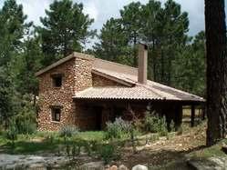 Casa Rural Peña de Los Cantares, en Villaverde de Guadalimar (Albacete)