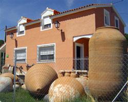 Casa Rural Las Tinajas de Alfar, en Mariana (Cuenca)