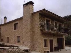 Casa rural El Arroyo, en Poyatos (Cuenca)