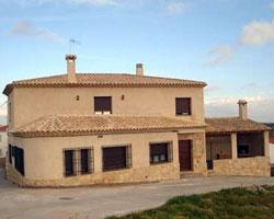 Casa Rural La Radeña, en Rada de Haro (Cuenca)